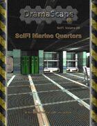 SciFi Marine Quarters
