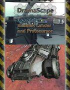 Basilisk Lander and The Protocursor