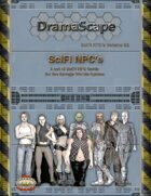 Savage Worlds SciFi NPC's