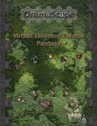 Virtual Tabletop Tokens Fantasy Vol 1