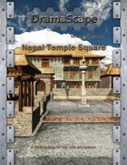 Nepal Temple Square