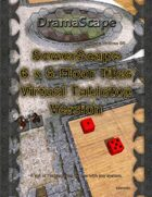 SewerScape Vol 01 Virtual Tabletop Edition