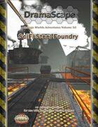SciFi Steel Foundry