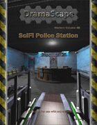 SciFi Police Station