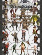 150 Fantasy Character Tokens