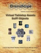 Virtual Tabletop Assets SciFI Objects