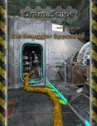 Old Smuggler Spaceship