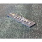 HMS Achilles 1939 1/1800 scale w/Integrated Base