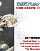 Fleet Update #1