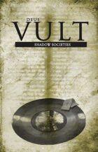 Legend/Deus Vult: Shadow Societies