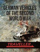 German Vehicles of World War II