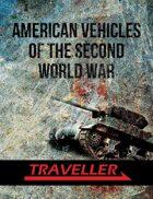 American Vehicles of World War II