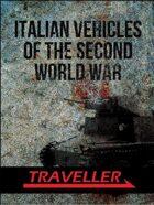 Italian Vehicles of World War II