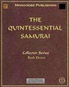 The Quintessential Samurai