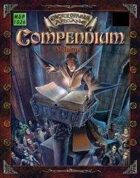 Encyclopaedia Arcane Compendium, Volume I