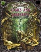 Encyclopaedia Arcane Tomes and Libraries