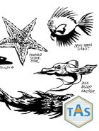 TAS Animals Clip Art