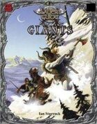 Slayer's Guide to Giants