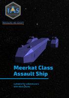Meerkat Class Mercenary Assault Ship