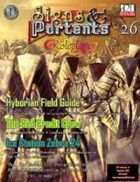 Signs & Portents 26 Roleplayer