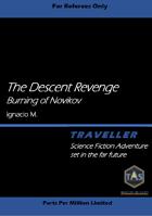 The Descent Revenge I The Burning of Novikov