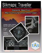 Starport Battlemaps #4 - Main Concourse