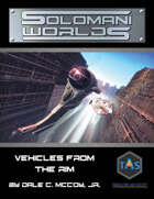 Solomani Worlds: Vehicles from the Rim (MGT 2e)
