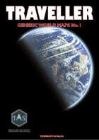 Generic World Maps No. 1