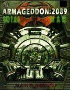 Armageddon 2089 Main Rulebook