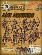 Ant Archers