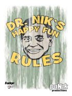 Happy Fun Rules (FUDGE)