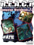 R.E.A.C.T. Worldbook v1.1 PolySystem edition