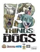 13 Things: Gene-spliced Dogs