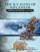 The Ice Ælves of Niflæheim
