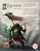 Storm Bunny Presents: Dacians - The Ursyr
