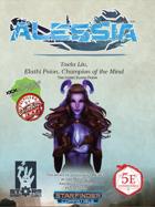 Alessia Promo PDF - Taela Liu, Champion of the Mind