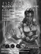 Bloodlines & Black Magic: Whispers & Rumors (Issue 4)