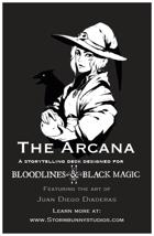 Bloodlines & Black Magic: The Arcana