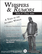 Bloodlines & Black Magic: Whispers & Rumors (Issue 6)