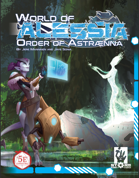 World of Alessia: The Order of Astrænna