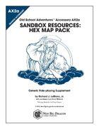 AX2a Sandbox Resources: Hex Map Pack
