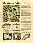 The Hidden Cabin Map