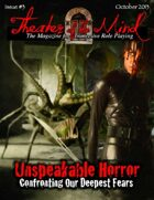 Theater of the Mind Magazine - Issue #3