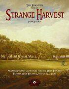 Strange Harvest - A Fifth Edition Adventure