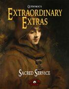 Extraordinary Extras - Sacred Service