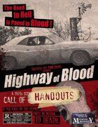 Highway of Blood: Book of Handouts