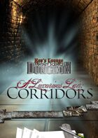 A Luxurious Lair: Corridors by Kev's Lounge