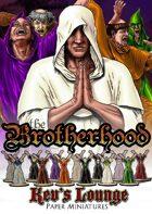 Kev's Lounge Paper Minis: The Brotherhood