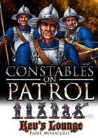 Kev's Lounge Paper Minis: Constables on Patrol