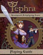 Tephra: the Steampunk RPG